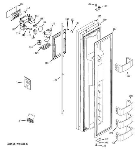 ge monogram refrigerator dispensenser wont shut  applianceblog repair forums