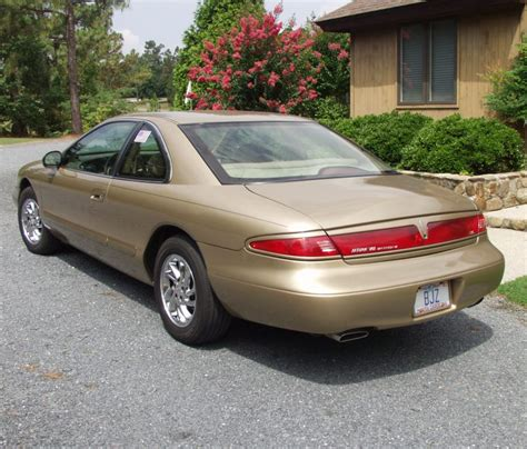 how things work cars 1998 lincoln mark viii lane departure warning my classic car don s 1998 lincoln mark viii lsc classiccars com journal