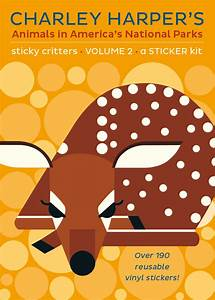 Charley Harper's Animals in America's National Parks ...
