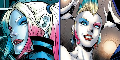 harley quinn  punk  dcs rebirth screen rant