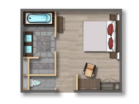 small modern floor plans guest room floor plan manava suites island escapes