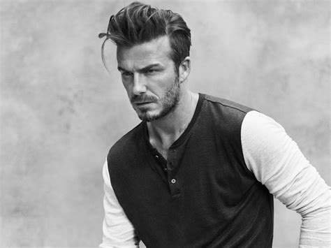 25 Best Pictures Of David Beckham Haircut