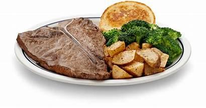 Steak Dinner Ihop Bone Coupons Potatoes Menu
