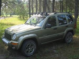 2002 Jeep Liberty - Overview