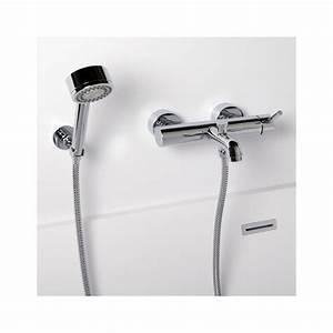 robinet mitigeur inverseur baignoire 1001110 mural non With robinet baignoire avec douchette