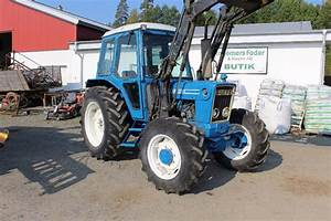 Ford 6600 - Year  1985 - Tractors - Id  5c601a96