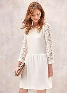 la robe plan b de votre mariage civil ou robe du lendemain With robe mariage civil hiver