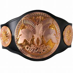 WWE RAW Tag Team Titles – Online World of Wrestling