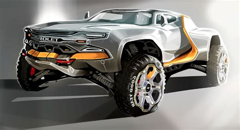 chevy concept truck honda mercedes vw and chevrolet concepts by ccs grad