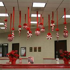 Christmas Ceiling Decor on Pinterest
