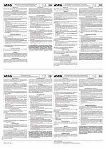 Asco Series 210 Nc 1 Dc Hung Diaphragm Solenoid Valve