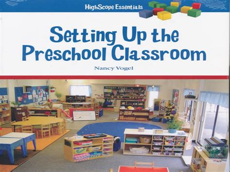 preschool room arrangement  ideas  preschool