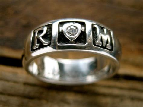 romeo juliet wedding ring in sterling silver with