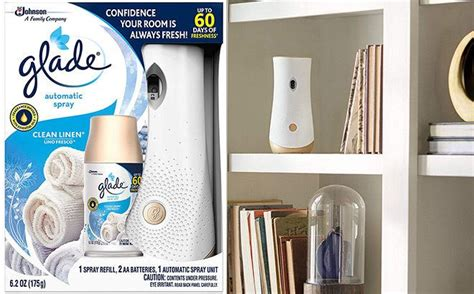 Glade Automatic Spray Holder & Refill for ONLY $7.94 at