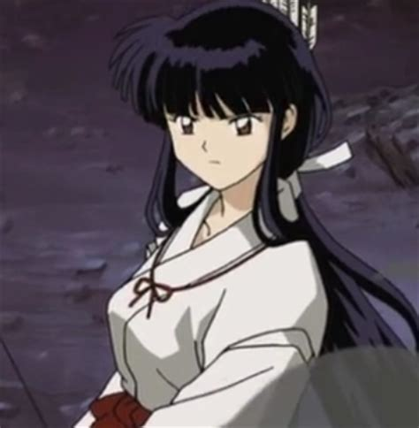girl anime character  black mid long hair anime