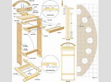 Valet stand – Canadian Home Workshop
