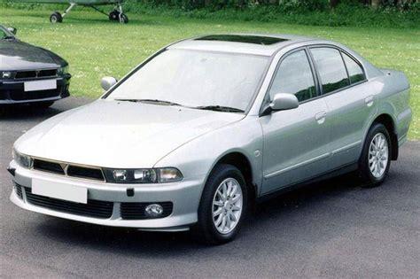mitsubishi galant    car review car
