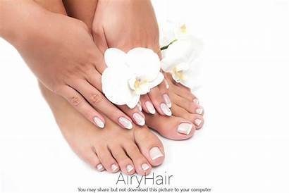 Pedicure Manicure Match Nail French Manicured Examples