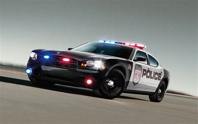Police Wallpapers Charger Dodge Cave