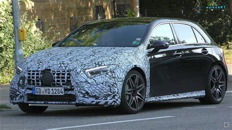 48 for sale starting at $81,443. New Right-Hand-Drive Mercedes-AMG A45 Spotted Briefly In Traffic