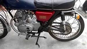 Honda 125 Twin : 1977 honda cb 125 b6 twin youtube ~ Melissatoandfro.com Idées de Décoration
