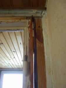 inverser le cadre d39une porte interieur With cadre de porte interieur
