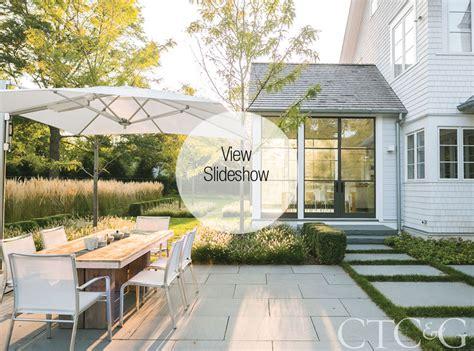 doyle herman design associates tour a classical new england home with a contemporary landscape connecticut cottages gardens