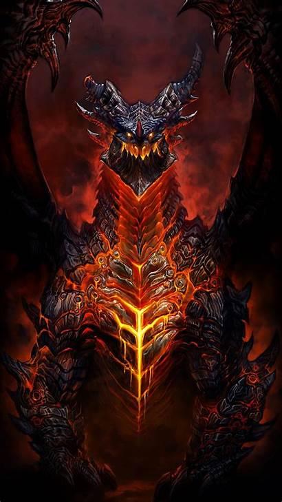 Warcraft Phone Deathwing Htc Wallpapers Hipwallpaper Iphone
