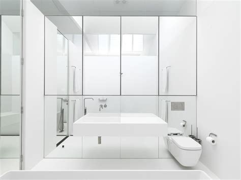 How To Remove Wall Mirror For Modern Bathroom Also