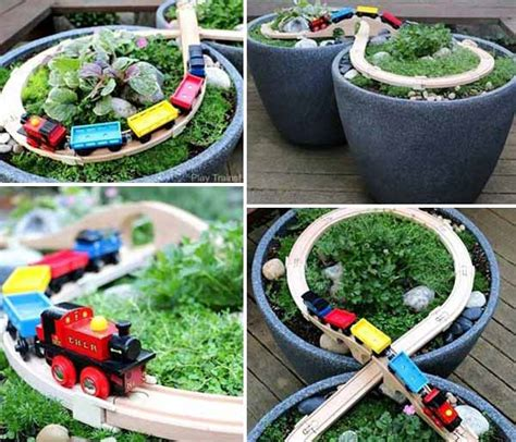 backyard projects  kids diy race car track