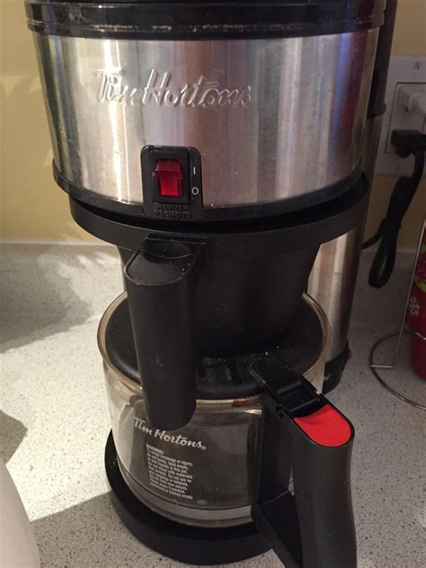 Tim Hortons coffee machine reviews in Coffee Makers/Machines   ChickAdvisor