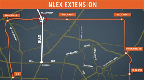 NLEX operator to extend toll road to Commonwealth Ave