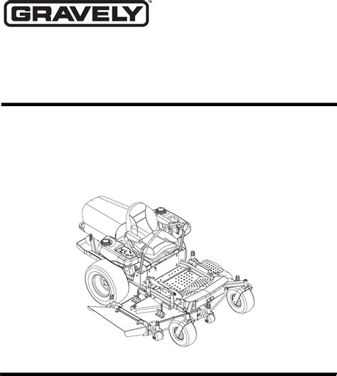 gravely manual auto electrical wiring diagram