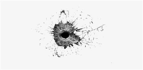 Download Free Shot Image - Bullet Hole Transparent ...