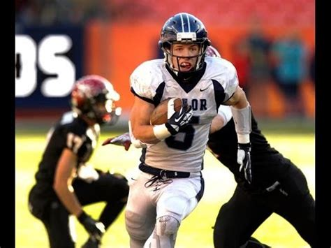 christian mccaffrey valor christian high school football