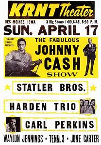 Johnny Cash Poster : tennessee the o 39 jays and concerts on pinterest ~ Buech-reservation.com Haus und Dekorationen