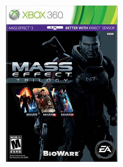 Mass Effect Trilogy Xbox Electronic Arts Normandy