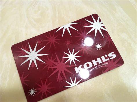 How does kohls rewards work? KOHLS SHOPPING REVIEW + $100 GIFT CARD GIVEAWAY - Frugal Fabulous Finds