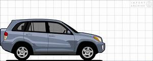 Importarchive    Toyota Rav4 2001 U20112005 Specifications Pages