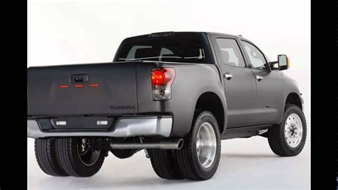 toyota tundra diesel dually youtube