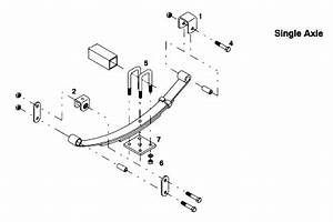 how to measure a trailer axle pacific trailers With single axle trailer ke wiring diagram