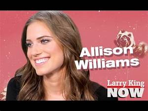 "HBO ""Girls"" Actress Allison Williams on ""Larry King Now ..."