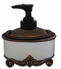 victorian bathroom accessories Corinthia Sm Dispenser, Antique Gold victorian-bathroom ...
