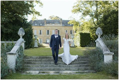 Elegant Black-tie Chateau La Durantie Wedding
