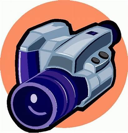 Clip Camera Clipart Ensino Museu Fundamental Escola