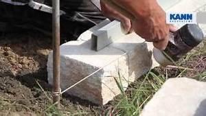 Kann Vermont Bruchsteinmauer : download video gartenmauer selber bauen die betonsteinmauer ~ Lizthompson.info Haus und Dekorationen