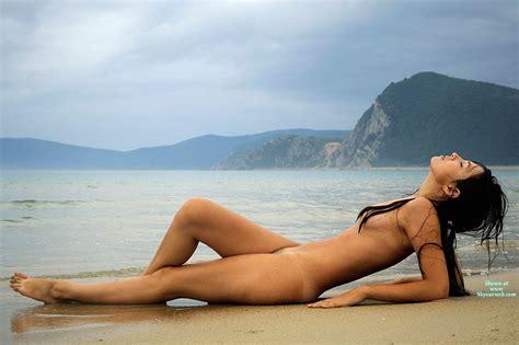 Sexy Nude Girl On Beach September 2010 Voyeur Web