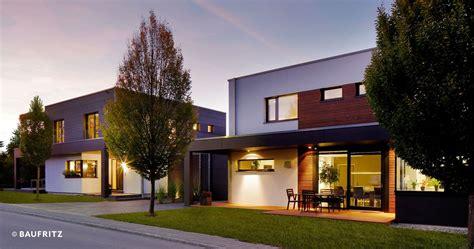 exclusive modern bauhaus design house nilles baufritzcom modern house