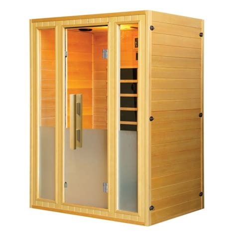 Doccia Sauna Infrarossi by Sauna Infrarossi New York X 3 Persone Box Doccia Bivita