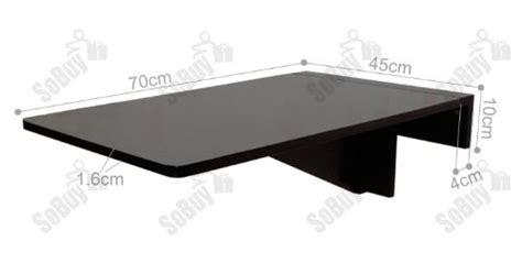 table cuisine rabattable table murale rabattable en bois table pour les enfants